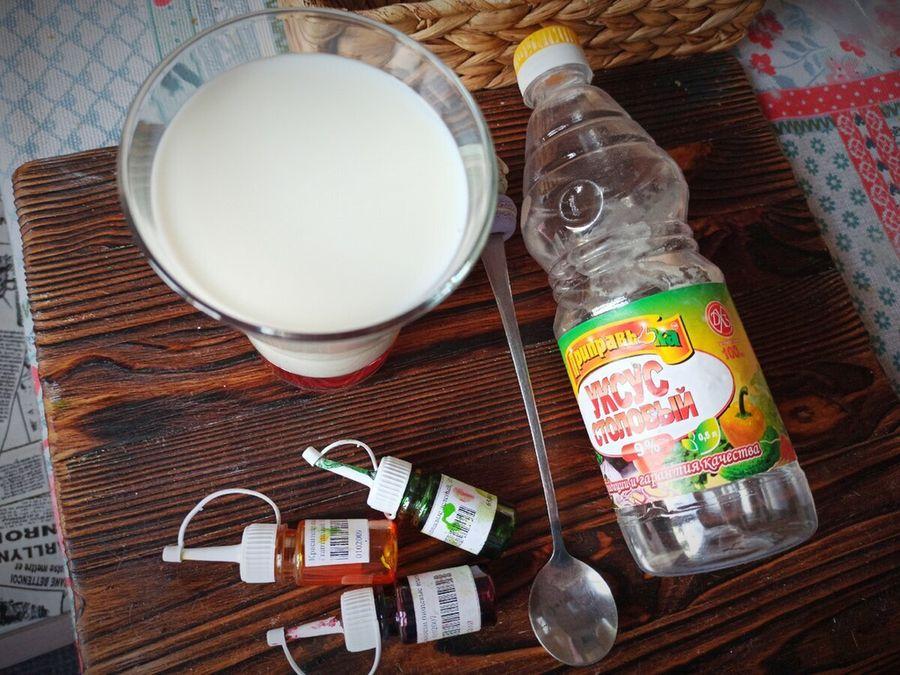 Делаем ЭКО пластик из молока