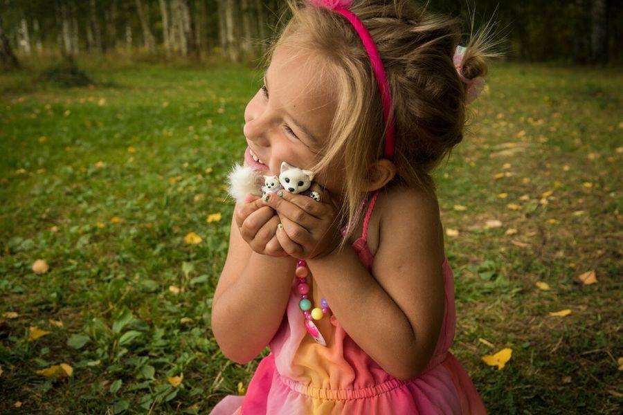 Как я создаю крохотные фигурки для своей дочки