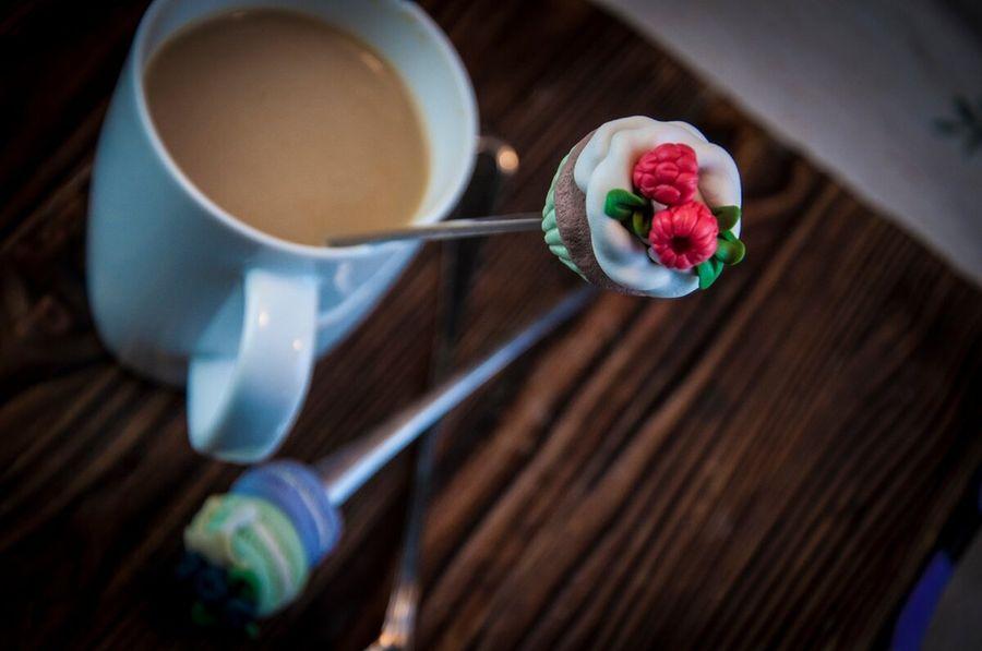 Декор чайной ложки