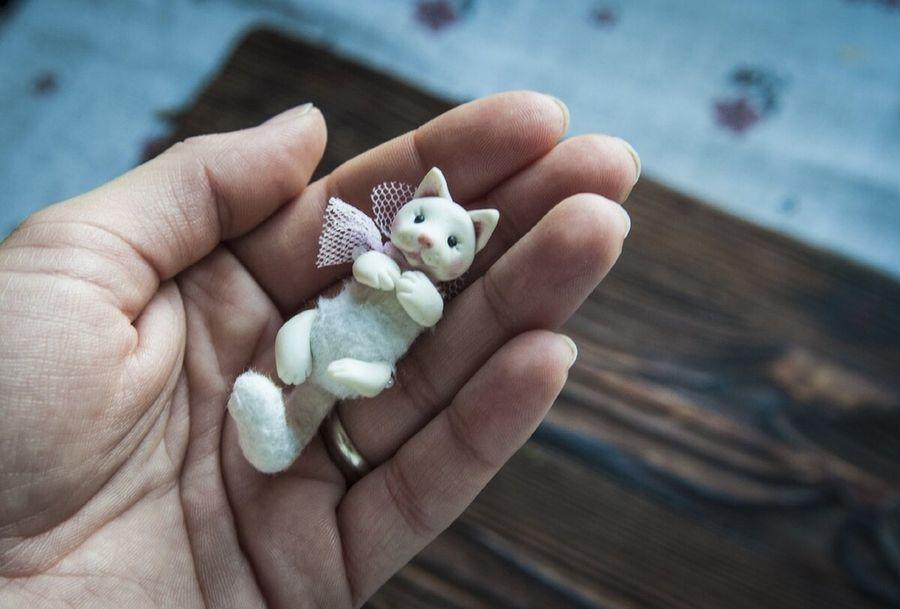 Плюшевый мишка без вязанья и шитья