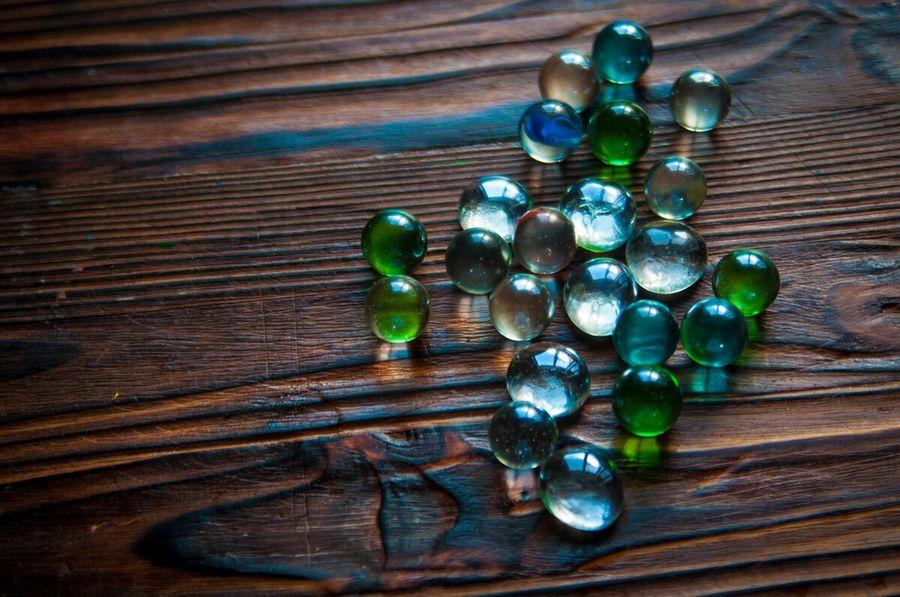 Жареные стекляшки. Аквариумные камушки превращаем в необычный материал для творчества