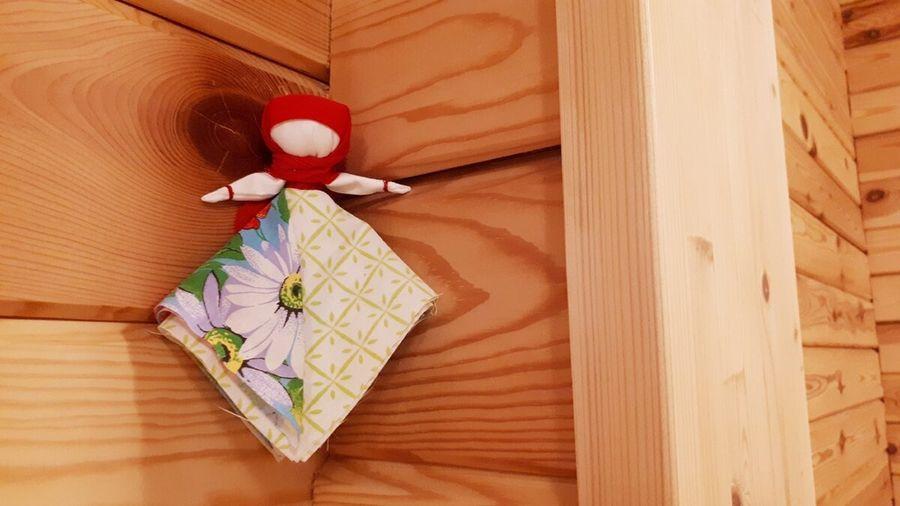 Кукла Масленица. Как сделать оберег для дома на целый год